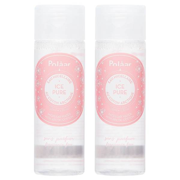 Polaar IcePure Micellar Water Duo 2 x 50ml