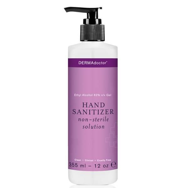 DERMAdoctor Hand Sanitiser Non-Sterile Solution 12 fl. oz