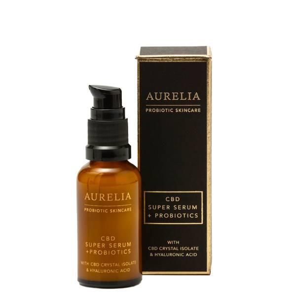 Aurelia London CBD Super Serum + Probiotics 30ml