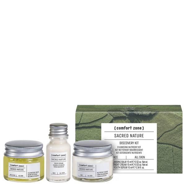 Comfort Zone Sacred Nature Discovery Kit (Worth £56.77)
