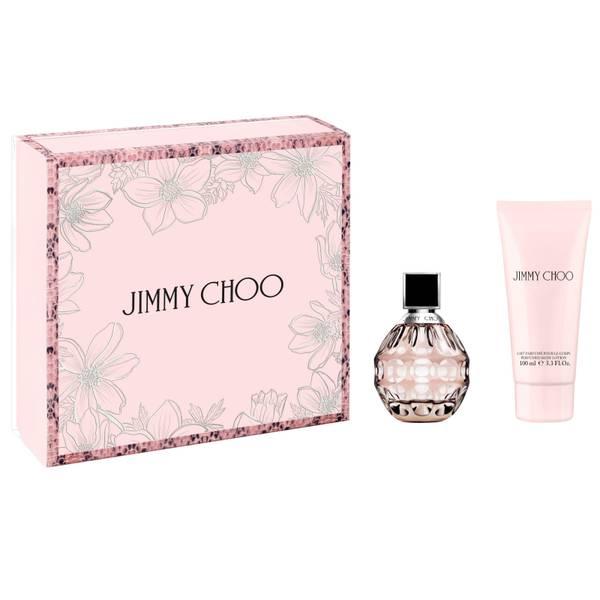 Jimmy Choo Eau de Parfum and Body Lotion Set (Worth £75.00)