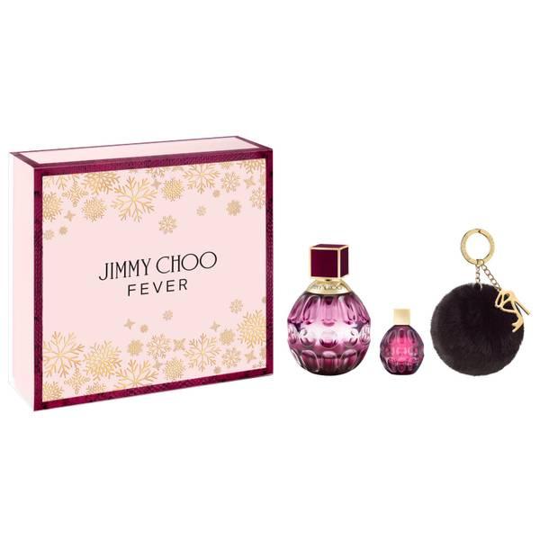 Jimmy Choo Fever Eau de Parfum Set (Worth £64.00)