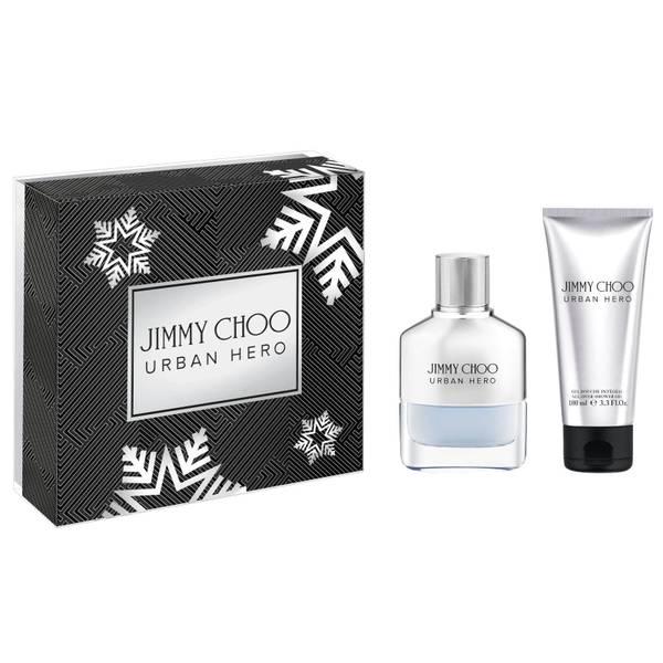 Jimmy Choo Urban Hero Eau de Parfum and Shower Gel Set (Worth £62.00)