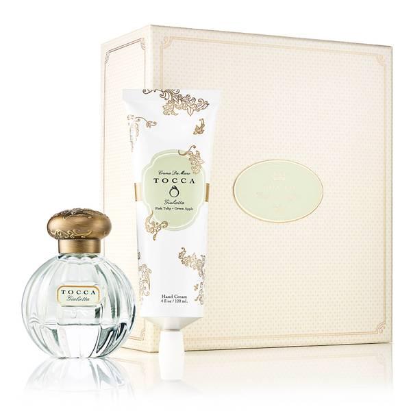 Tocca Guilietta Eau de Parfum en Handcrème Set