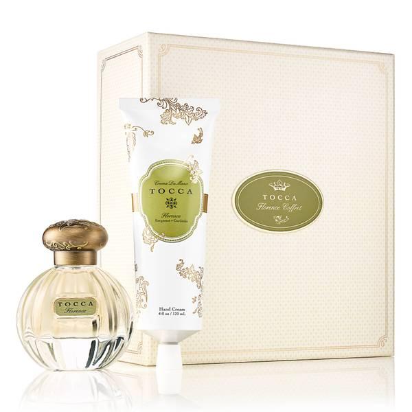 Tocca Florence Eau de Parfum en Handcrème Set
