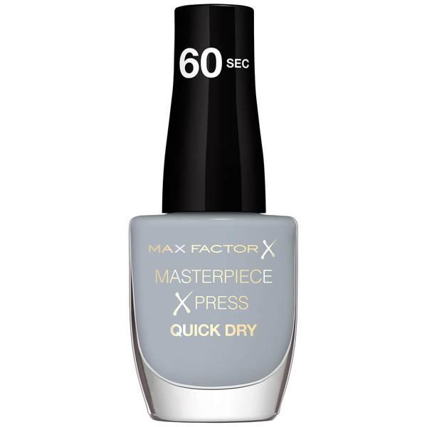 Max Factor Masterpiece X-Press Nail Polish - Rain-Check 807