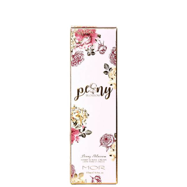 MOR Mor Hand and Nail Cream Peony Blossom 125ml