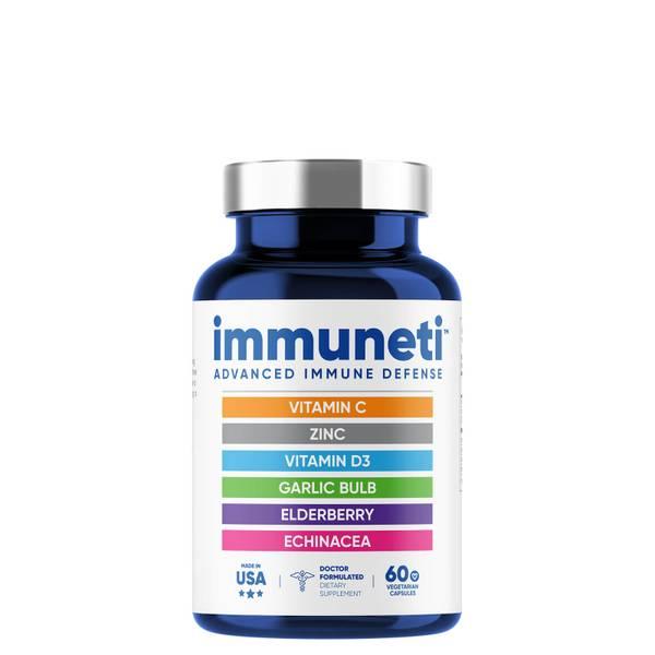 Immuneti Advanced Immune Defense Supplement