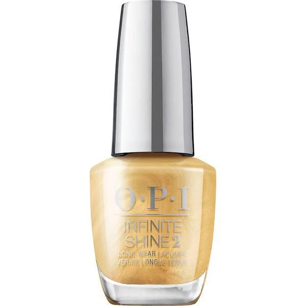 OPI Infinite Shine This Gold Sleighs Me Nail Varnish 15ml