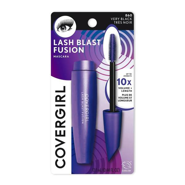 COVERGIRL LashBlast Fusion Mascara 7 oz (Various Shades)