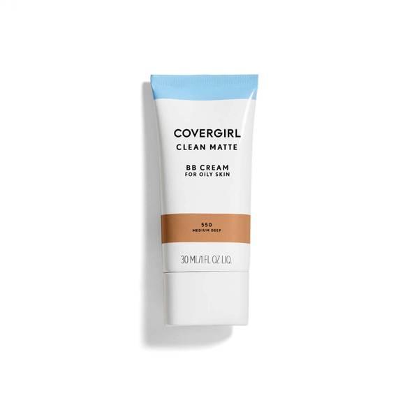 COVERGIRL Clean Matte Cream Foundation 7 oz (Various Shades)