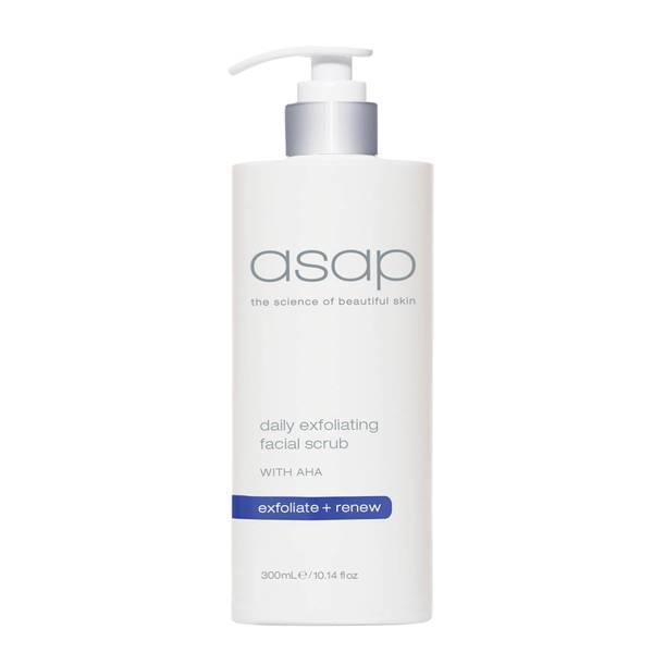 asap Daily Exfoliating Facial Scrub Supersize 300ml