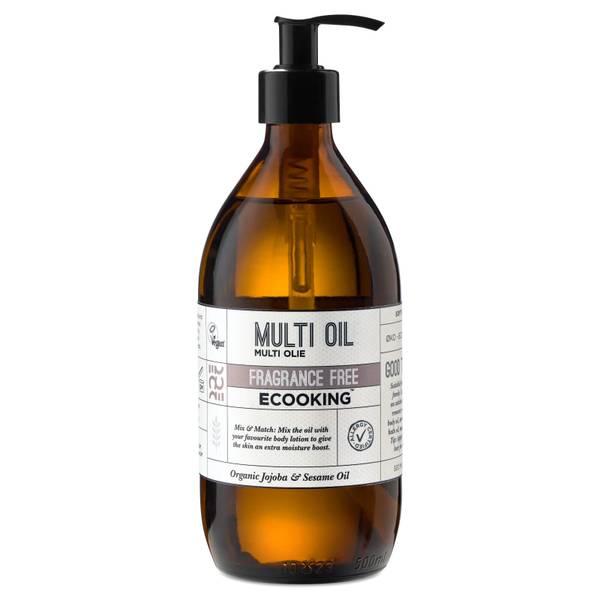 Ecooking Multi Oil Fragrance Free 500ml