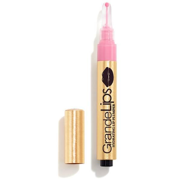GRANDE Cosmetics GrandeLIPS Hydrating Lip Plumper Gloss Pale Rose