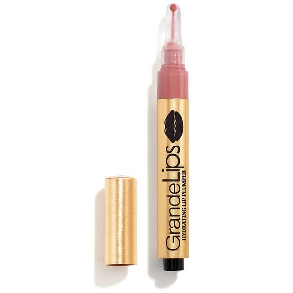 GRANDE Cosmetics GrandeLIPS Hydrating Lip Plumper Gloss Spicy Mauve