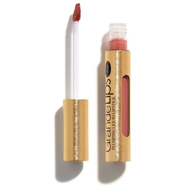 GRANDE Cosmetics GrandeLIPS Plumping Liquid Lipstick Semi-Matte - Desert Peak