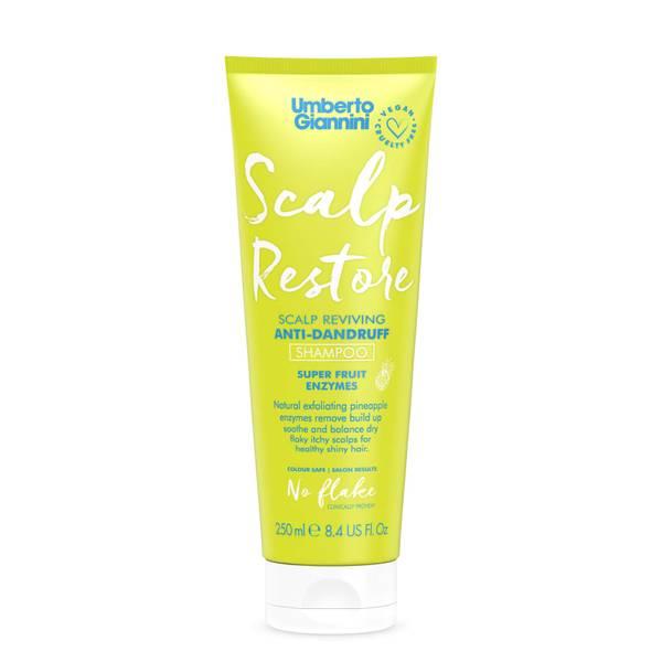 Umberto Giannini Scalp Restore Scalp Reviving Anti-Dandruff Shampoo 250ml