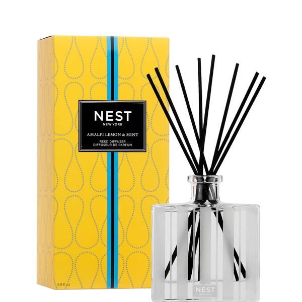 NEST Fragrances Amalfi Lemon & Mint Reed Diffuser 5.9 fl. oz