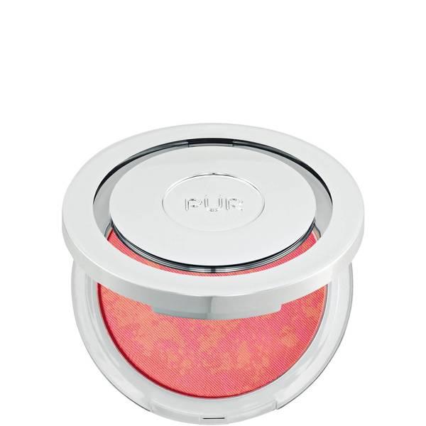 PÜR Skin Perfecting Powder Blushing Act - Pretty in Peach