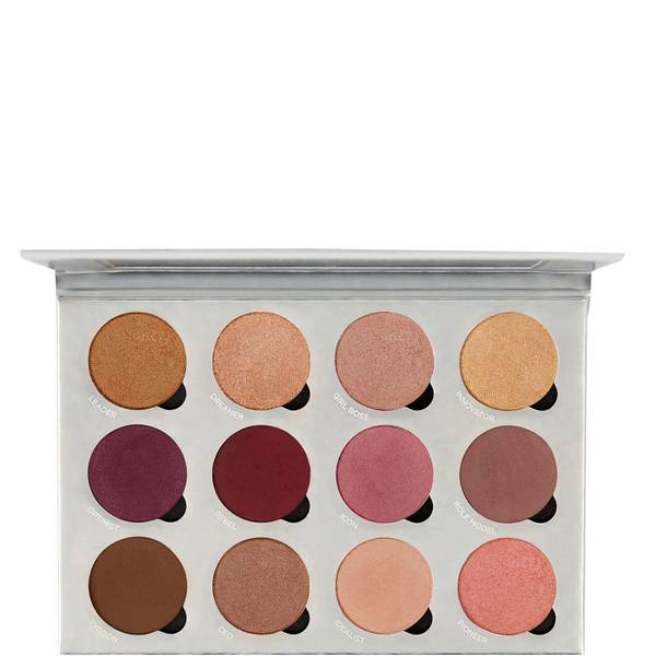 PÜR Extreme Visionary 12-Piece Magnetic Eyeshadow Palette