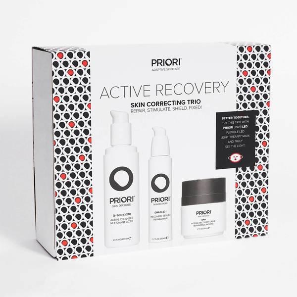 PRIORI Skincare Active Recovery Kit