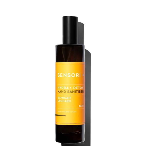 SENSORI+ Hydra and Detox Gayndah Orchard Hand Sanitiser 100ml