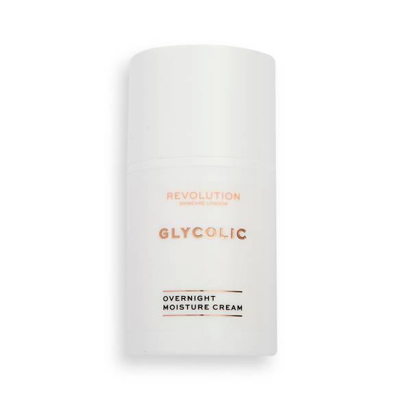 Revolution Skincare Glycolic Acid Glow Overnight Cream
