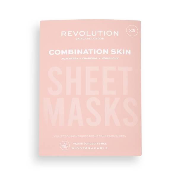 Revolution Skincare Biodegradable Combination Skin Sheet Mask