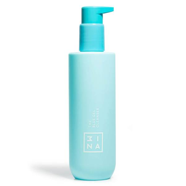 3INA Makeup The Blue Gel Cleanser 200ml