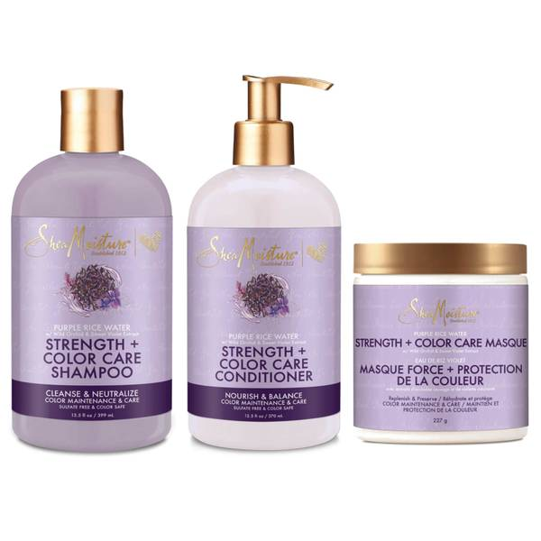 SheaMoisture Colour Care Strenghtening Set