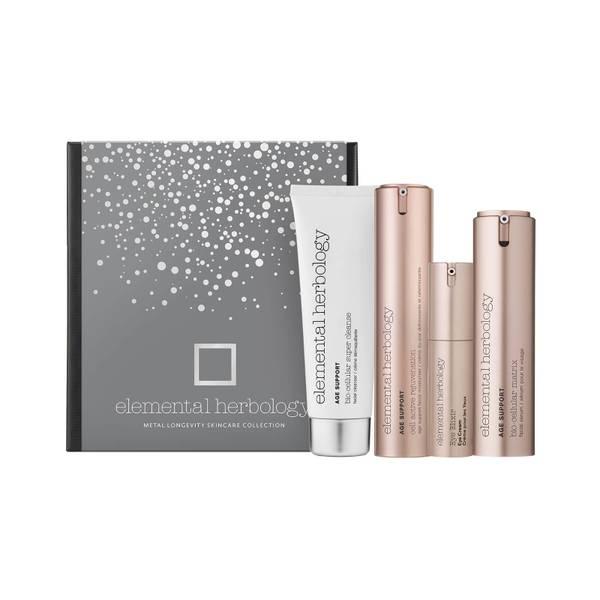 Elemental Herbology Metal Longevity Skincare Collection