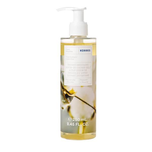 Korres Sea Lavender Instant Smoothing Serum-In-Shower Oil 250ml
