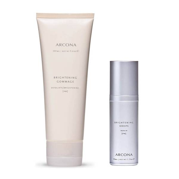 ARCONA Exclusive Bright and Taut Skin Duo