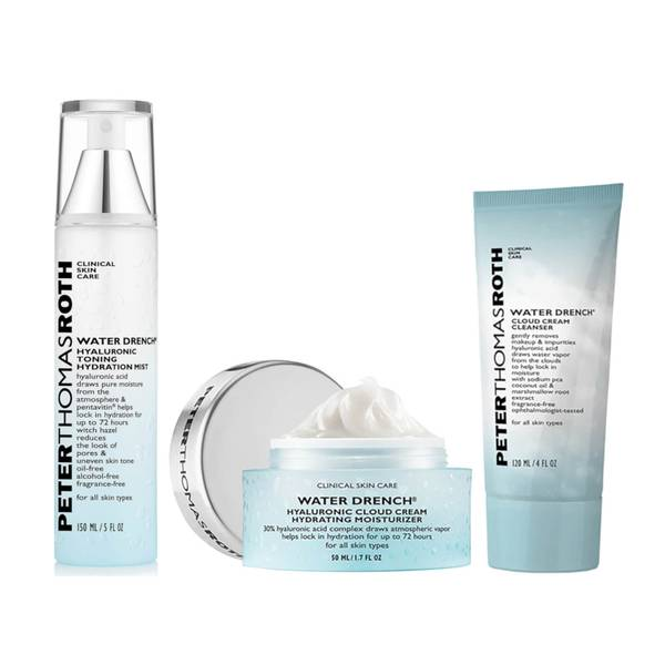 Peter Thomas Roth Exclusive Water Drench Trio