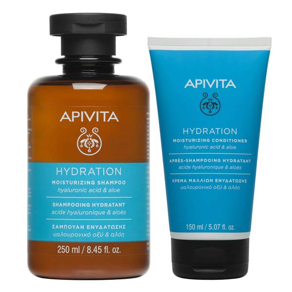 APIVITA Hair Care Bundle