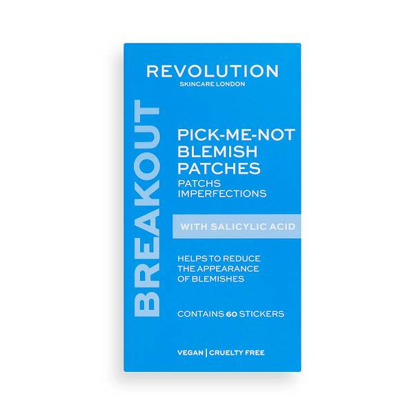 Revolution Skincare Pick-me-not Blemish Patches 16g
