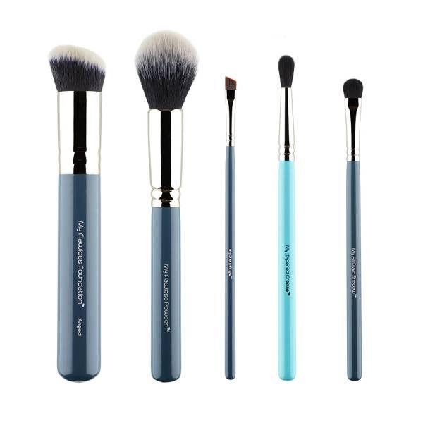 MYKITCO. My Essential Makeup Brush Set