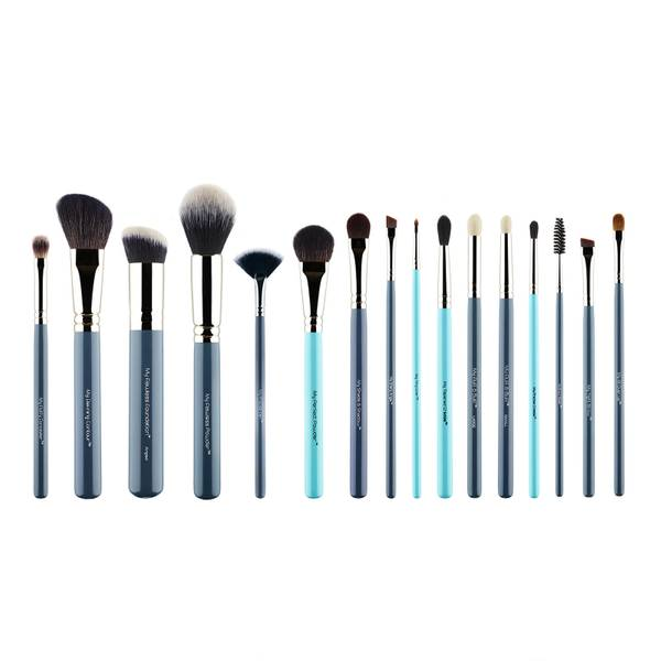 MYKITCO. My Pro Selects Makeup Brush Set