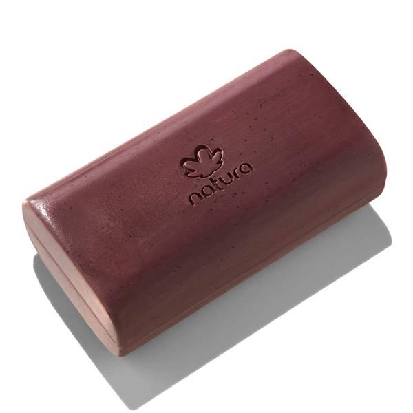 Natura Ekos Açai Creamy Exfoliating Bar Soap