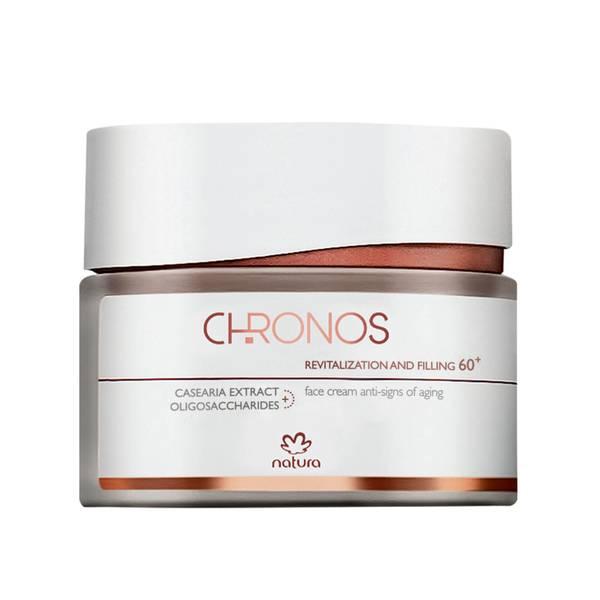 Natura Chronos Revitalization and Filling Face Cream 60+