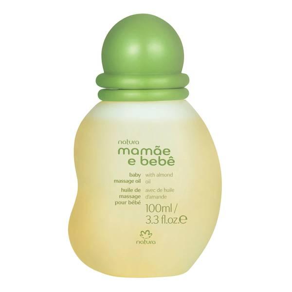 Natura Mamãe e Bebê Baby Massage Oil