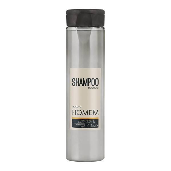 Natura Homem 2 in 1 Shampoo