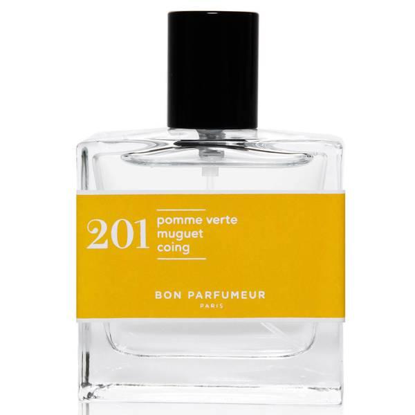 Bon Parfumeur 201 Green Apple Lily-of-the-Valley Pea Eau de Parfum (Various Sizes)