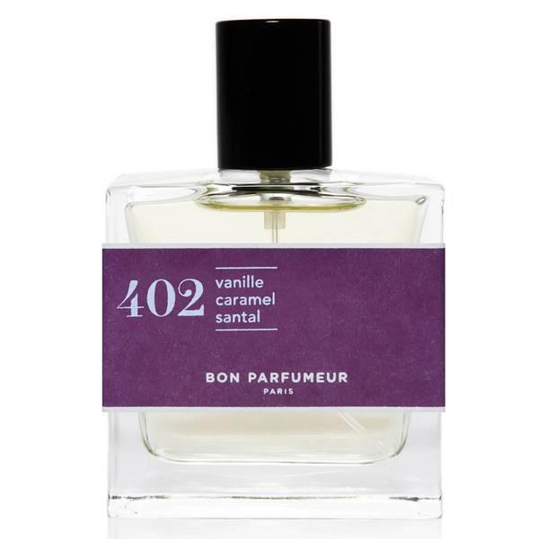 Bon Parfumeur 402 Vanilla Toffee Sandalwood Eau de Parfum (Various Sizes)