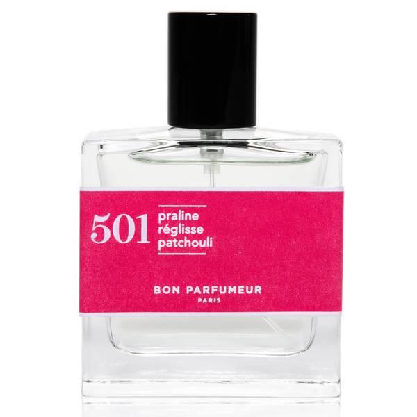 Bon Parfumeur 501 Praline Licorice Patchouli Eau de Parfum (Various Sizes)
