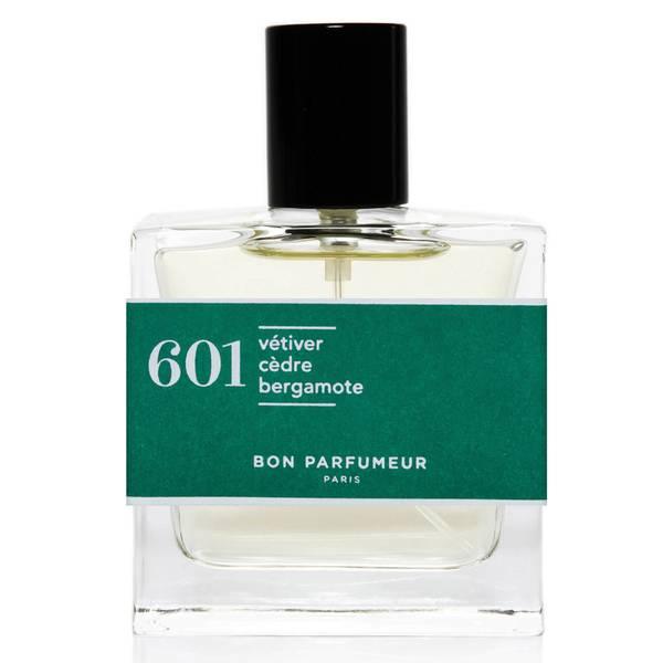 Bon Parfumeur 601 Vetiver Cedar Bergamot Eau de Parfum (Various Sizes)