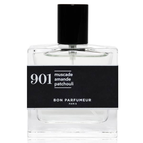 Bon Parfumeur 901 Nutmeg Almond Patchouli Eau de Parfum (Various Sizes)
