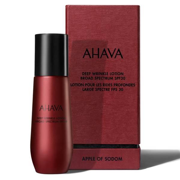AHAVA Apple of Sodom Deep Wrinkle SPF30 Lotion 50ml