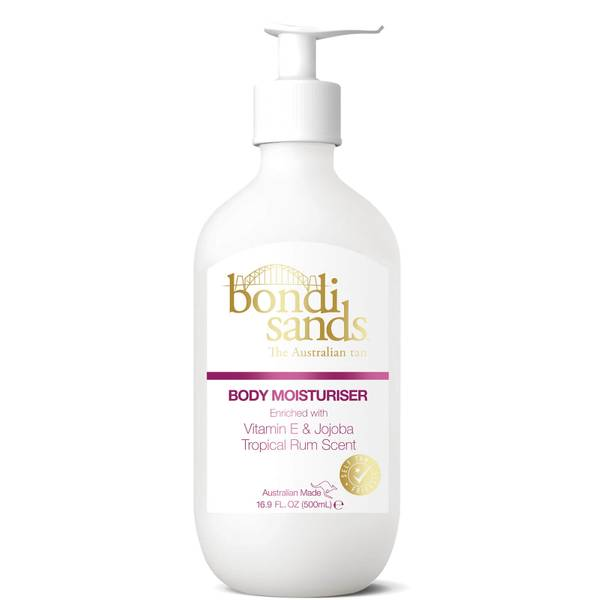 Bondi Sands Tropical Rum Body Moisturiser 500ml