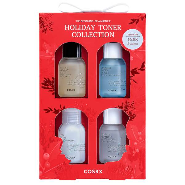 Holiday Toner Collection